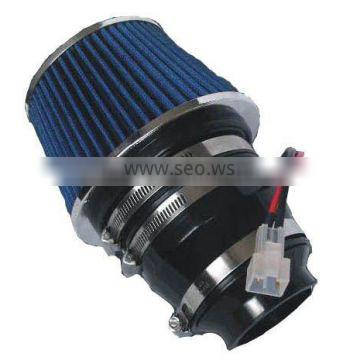Electric auto air filter
