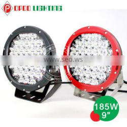 2016 Wholesale factory cheap 9inch 185w led driving light