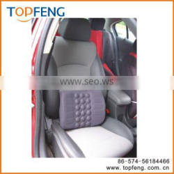 universal fit lumbar support car seat back cushion