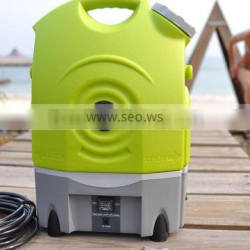 self-help cleaning equipment with rechargeable battery