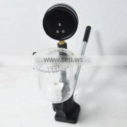 for the operation test of diesel engine/S60H fuel injector nozzle tester