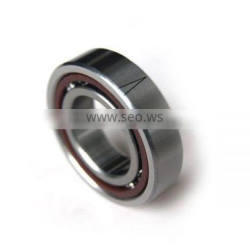 Angular contact ball bearing QJF1075J for woodworking machinery