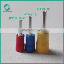 Factory price PTV insulated pin terminal head
