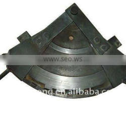 Manual mould for wheel weight