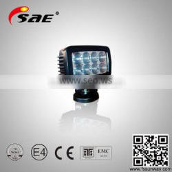 Engineered Work LED LAMP, 40WIndustries work LED Light for trucks excavators mining cars fire engines, IP68 made in China