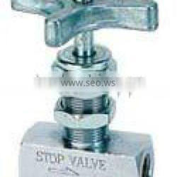 "1/4"" PT STEEL NEEDLE VALVES (GS-7951H01)"
