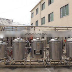 commercial beer brewing manufacturing equipment