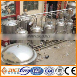 100l laboratary beer equipment with CE&ISO