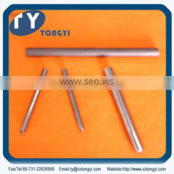 hot sale tungsten carbide polished rod from Zhuzhou manufacturer with best price
