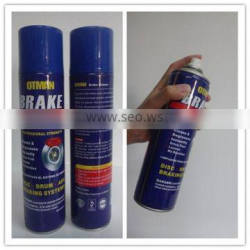 ISO9001 Aerosol brake disc cleaner