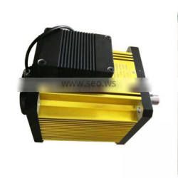 HFM015 48V 4500W 1500RPM 28.65Nm 110.29Amp B3 B14 B34 B5 long brushless bldc motor for boat propeller