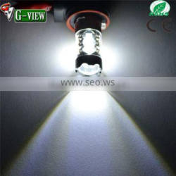 2016 perfect Ledl light 10--30v AC H8 H11 CREES 80W car fog light on hottest sale prior to others