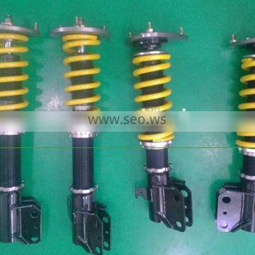 Racing Adjustable coilover suspension kit for Subaru 02-07 Impreza WRX GDA/GDB/GDBC/GDB-D/GD9 Forester SF/SG