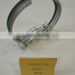 high quality 110mm piston ring for HINO H07D best price