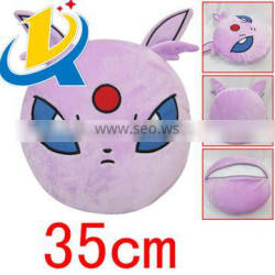 Popular high quality soft Pokemon anime pillow