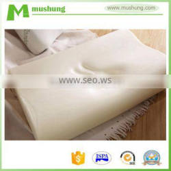 Factory price wholesale super soft contour memory foam bamboo pillow