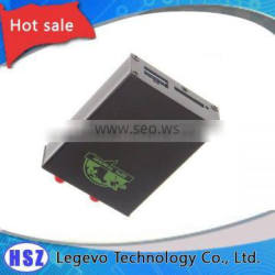 over speed alarm tk106 manual gps vehicle tracker with ACC working alarm