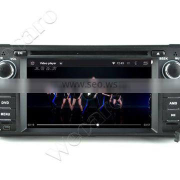 Wecaro WC-JC6235 Android 4.4.4 navigation 1080p for jeep compass car dvd player 2009 2010 2011 Wifi&3G