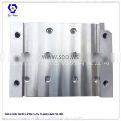 Custom Aluminum 6061 T6 Machining Parts Anodized Automation Industry Equipment Spares