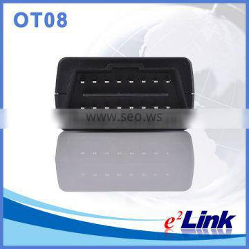 Communication protocol gps tracker OBDII supports sms Car OBD tracking device
