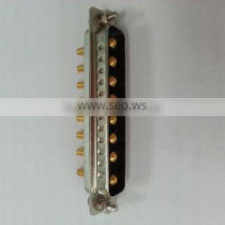 Professional Manufacturer of High Current Rating 8P Male Dip Type Connector