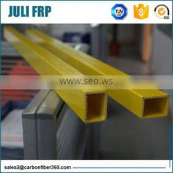 Made in China high quality and low price FRP square tube