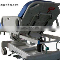 controllable gas spring for medical bed