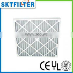 2014 White hot selling g3 primary panel air filter