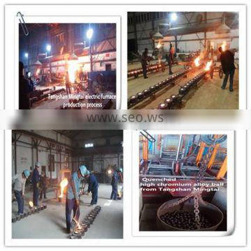 grinding steel ball grinding media ball for mining