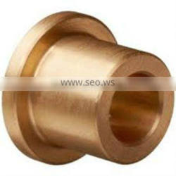 precision flang brass bushing with good quality