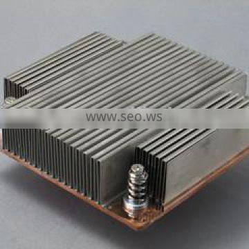 Aluminum radiator fins from manufacture supplier