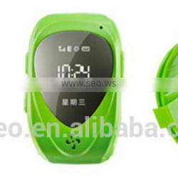 kids gps tracker bracelet watch SOS panic button, LBS+GPS dual positioning, mobile apps and long battery life