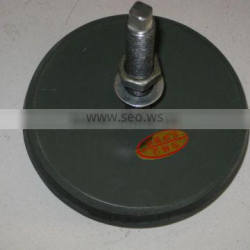 cutting machine adjusting mount