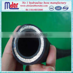 wholesale fire-resistant hose pipe china rubber floating hose&large hydraulic hose /rubber hose 4sp/4sh wire spiral