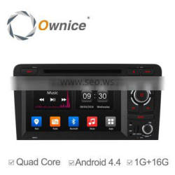 Ownice android4.4 Quad Core Auto Radio Navigation system for Audi A3 S3 2003-2011 support RDS FM AM radio