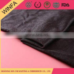 Most popular Made in china Cheap Plain polyester elastic cotton feelings jersey fabric