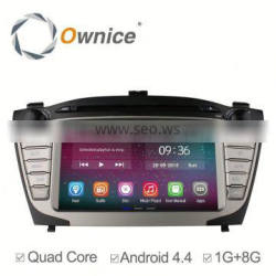 Quad core RK3188 Android 4.4 up to android 5.1 Car GPS navi for Hyundai Tocson IX35 built in RDS