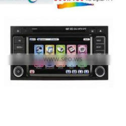 Hot Sale 7inch 2din 3G with Bluetooth Car DVD Players for VW Touareg