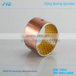 DX Bush, POM bushing,SF-2 Bearing bushing,PAP P20