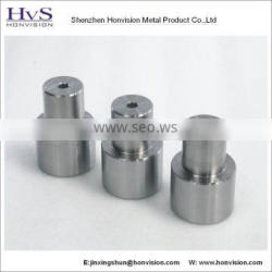 shenzhen OEM serve High quality CNC machined stainless steel fastener