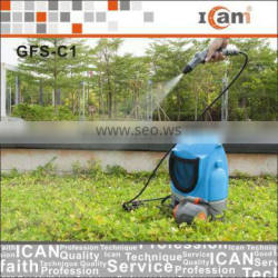 GFS-C1-12V engine cleaner with multifunctional spray gun