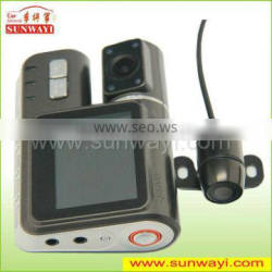 2013 hot sale 2.0 inch 720p TFT display dual camera car dvr