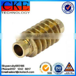 Brass CNC Machining Parts Screwing Machine Parts