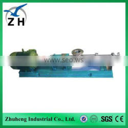 screw pump chemical liquid high pressure pump