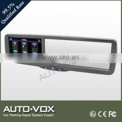 WCE6 touch screen mirror rear view monitor for Tiida/Tenna