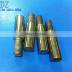 customized high precision brass head screws