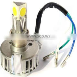 factory supply 24W 2500 Lumen led motorcycle headlight , led h4 motorcycle headlight