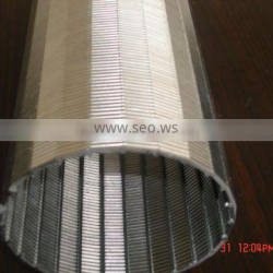 Stainless Steel Water Well Screen, johnson screen,wedge wire screen(the best offer from China)