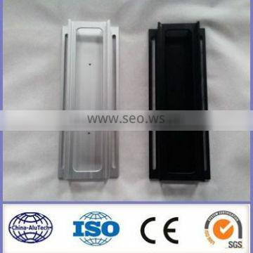 high quality custom made anodized aluminum profile heat sink