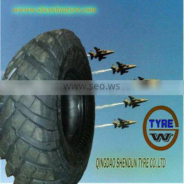 L wheel tank military tyre 15.00-21 1500-21 with E2 pattern